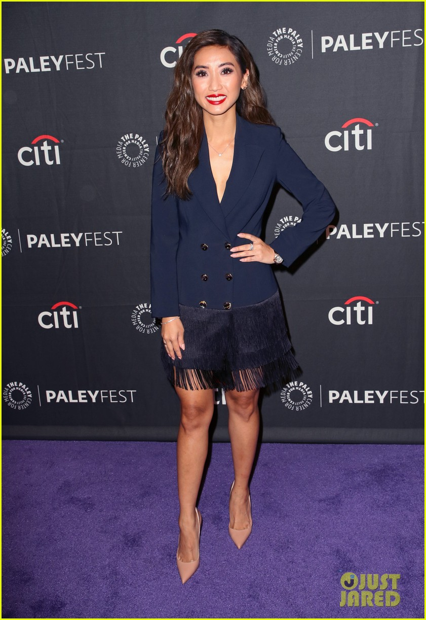 shay mitchell dollface cast at paley 244350819