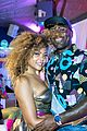 taraji p henson 80s birthday party 15