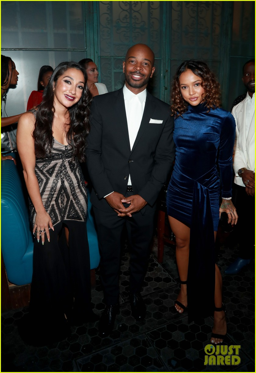jesse williams taraji p henson jordyn woods diversity in hollywood event 234359023