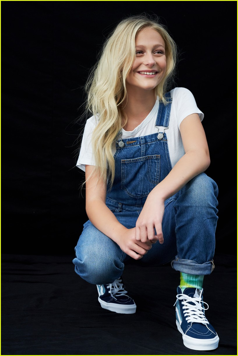 Get to Know 'Daybreak' Star Alyvia Alyn Lind with These 10 ...