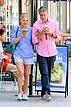 selma blair boyfriend david price sip on green drinks in la 01