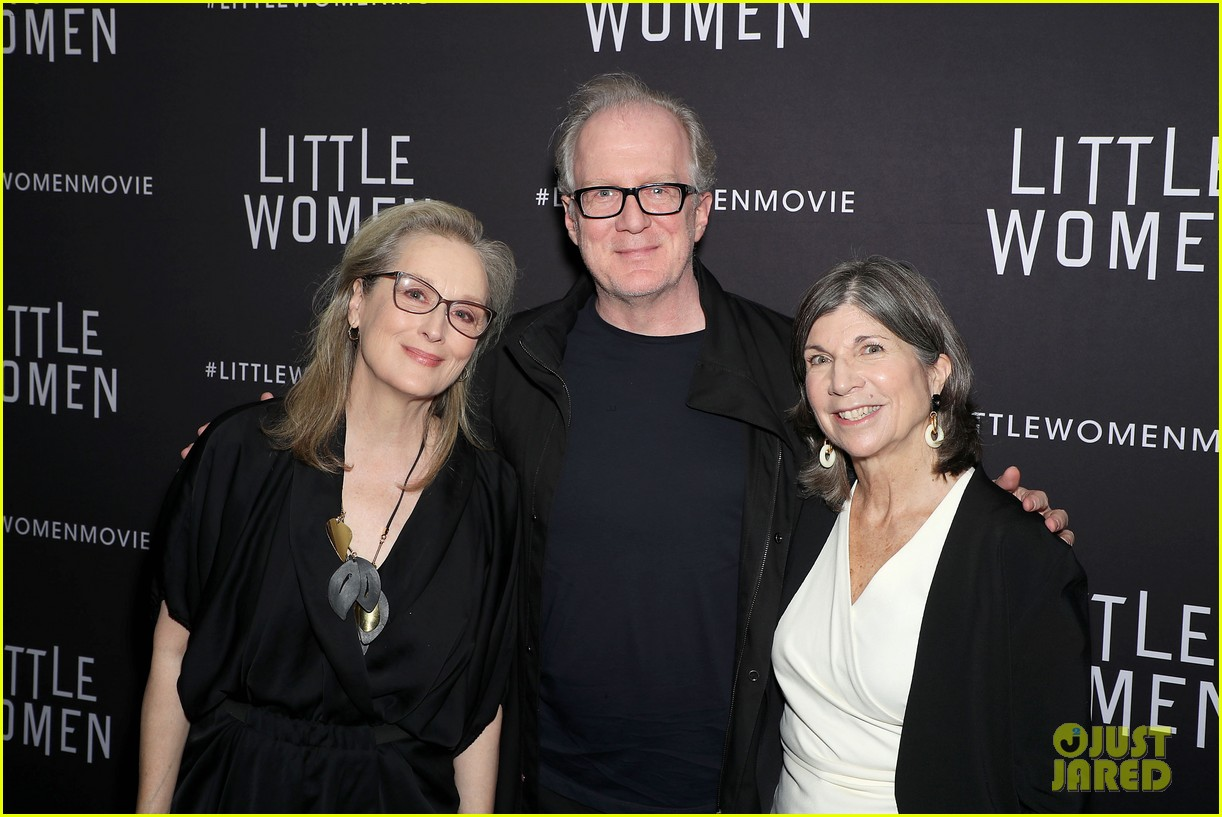 meryl streep matt bomer little women screening in nyc 074377775