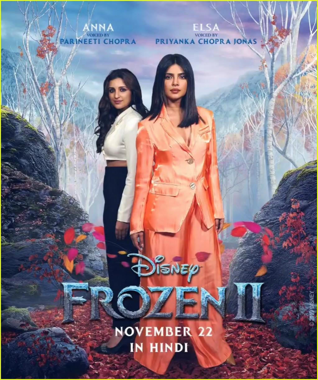 priyanka chopra elsa frozen 24373475