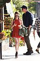 emma roberts garrett hedlund meet up with friends for lunch 01
