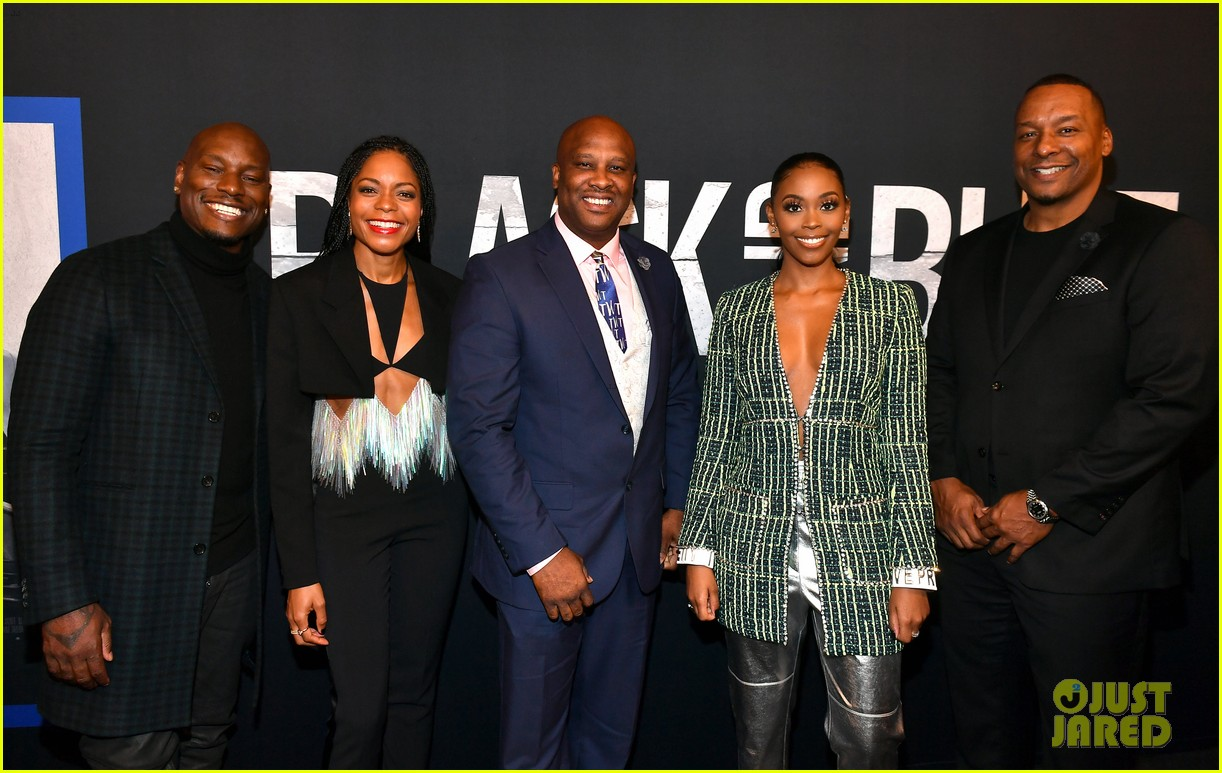 naomie harris says her film black blue embodies everything that shes wanted to be a part of 024376034