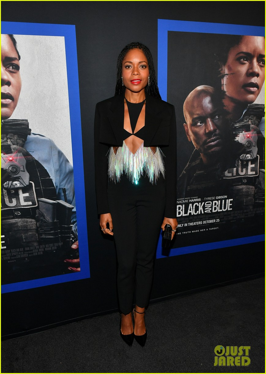 naomie harris says her film black blue embodies everything that shes wanted to be a part of 184376050