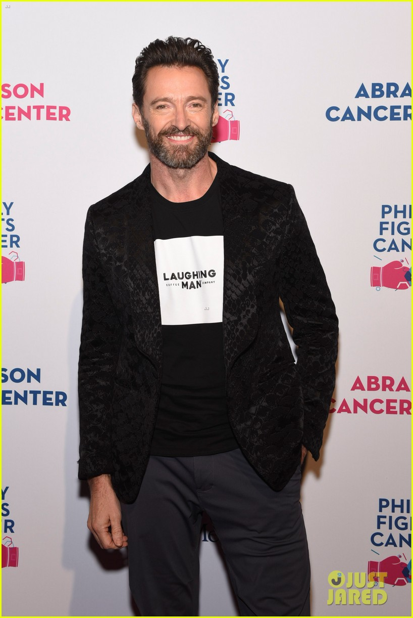 hugh jackman shows his support at philly fights cancer benefit 024377200