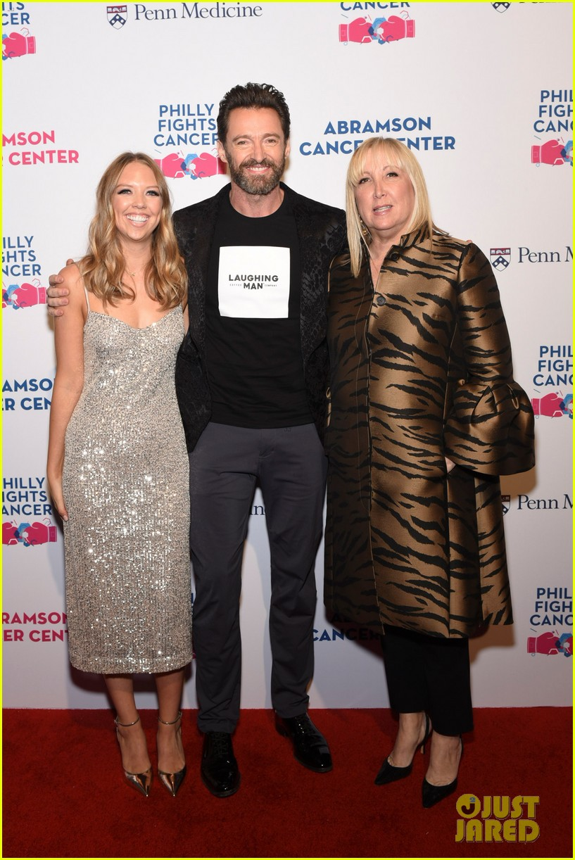 hugh jackman shows his support at philly fights cancer benefit 104377208