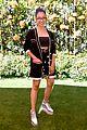 Photo 4 of Lea Michele & Becca Tobin Double Date at Veuve Clicquot Polo Classic