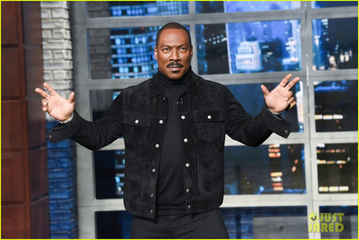 eddie murphy president obama urged him to return stand up 024377176