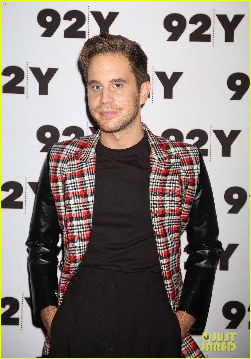 ben platt the politician cast tease season two in nyc 074378510