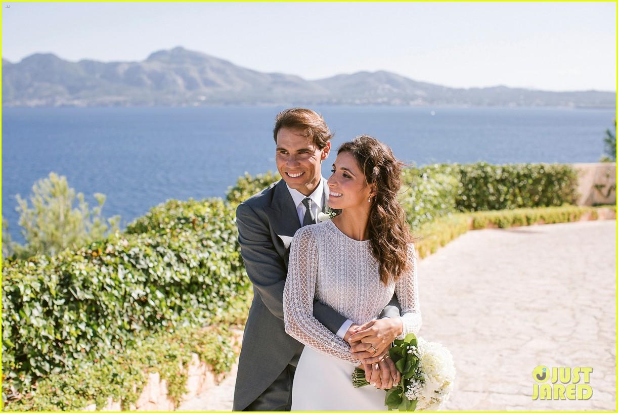 rafael nadal wedding photos mery perello 024374465