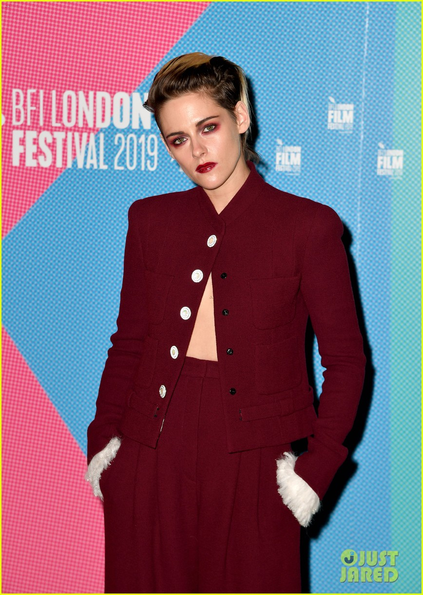 kristen stewart red hot seberg bfi london film festival screening 064365731