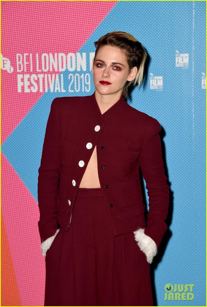 kristen stewart red hot seberg bfi london film festival screening 084365733