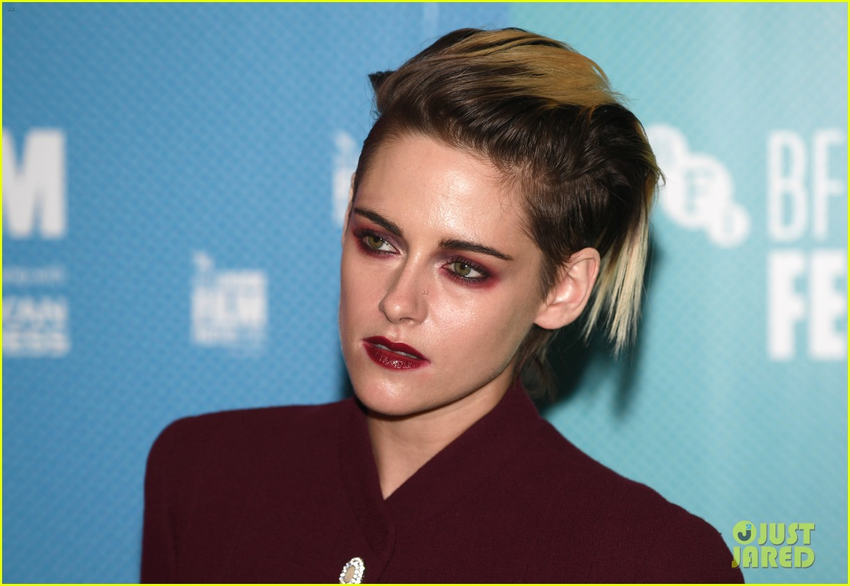kristen stewart red hot seberg bfi london film festival screening 114365736