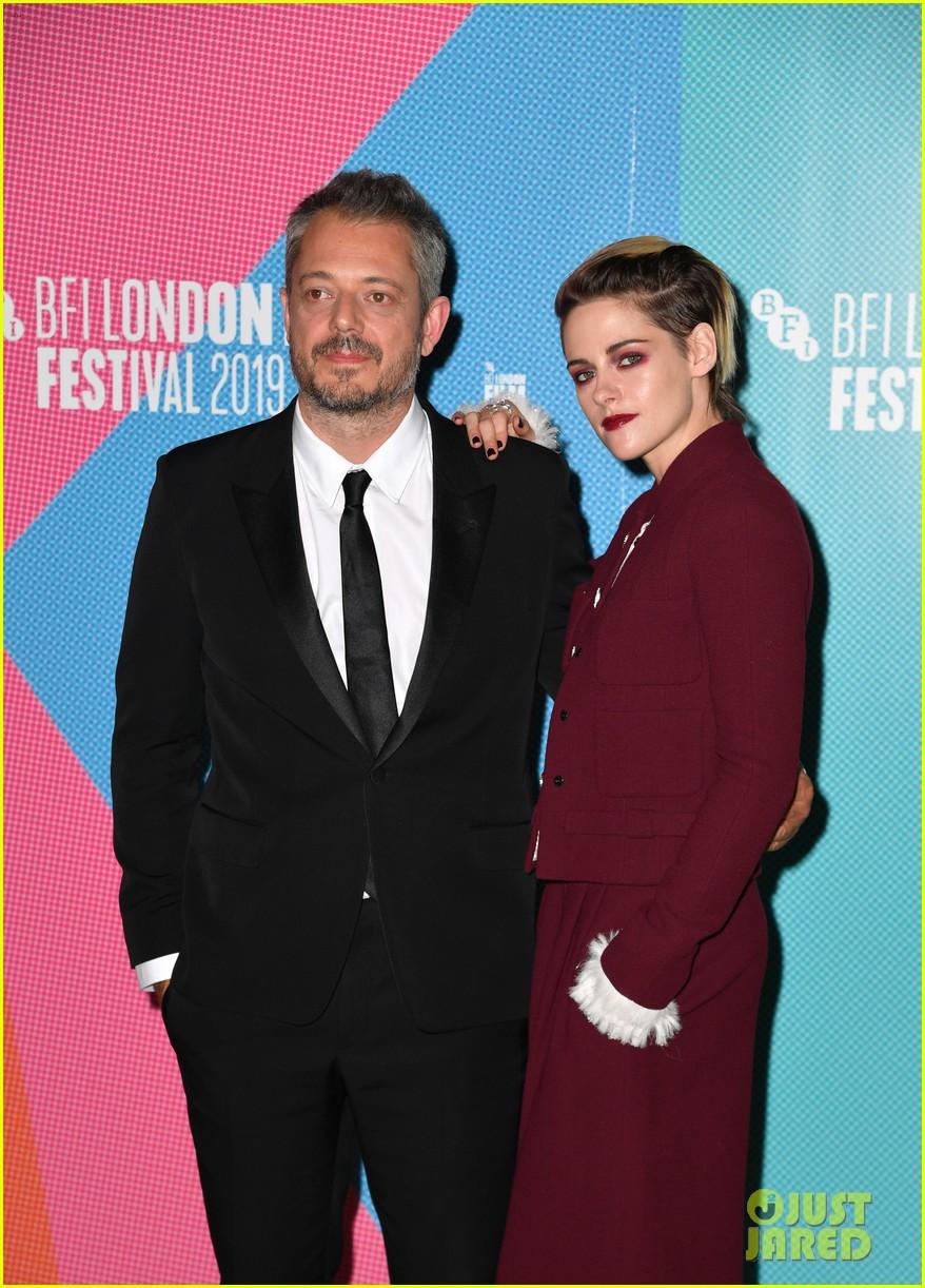 kristen stewart red hot seberg bfi london film festival screening 154365740