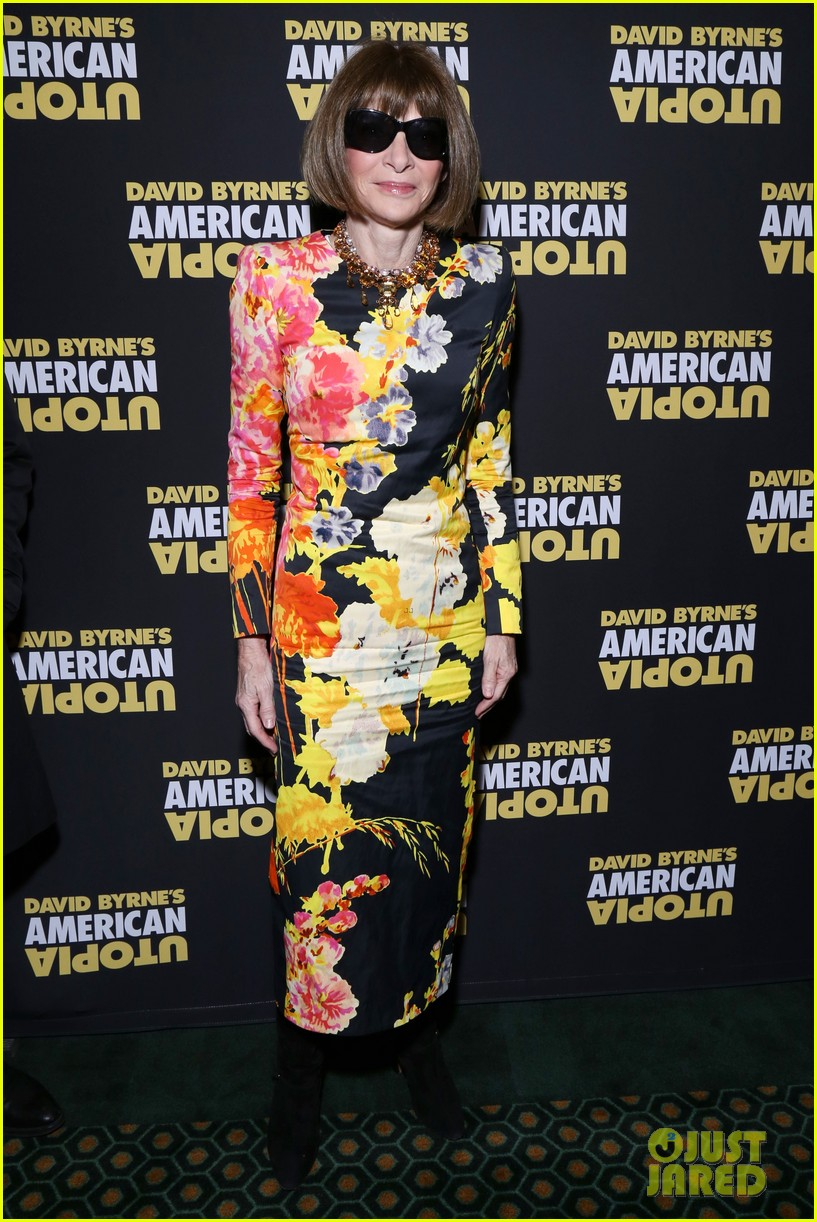florence welch dazzles in silver american utopia opening night 064374436