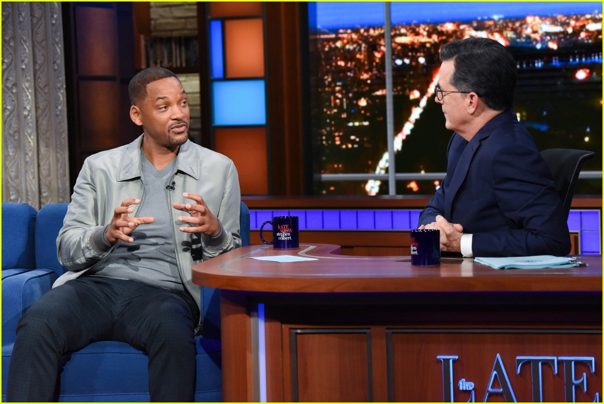 will smith late show stephen colbert appearance 064368510
