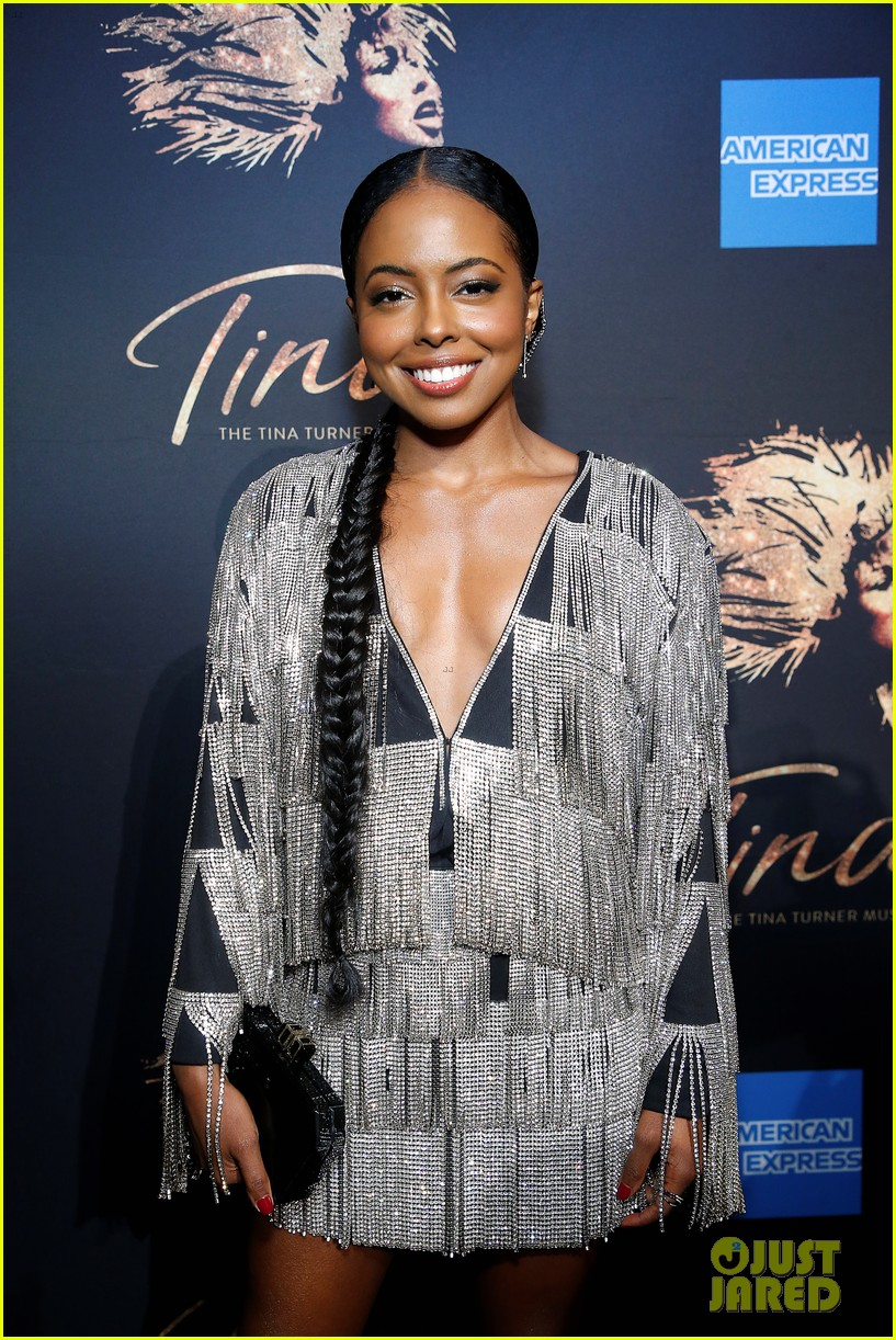 adrienne warren tina turner musical opening night 074384569