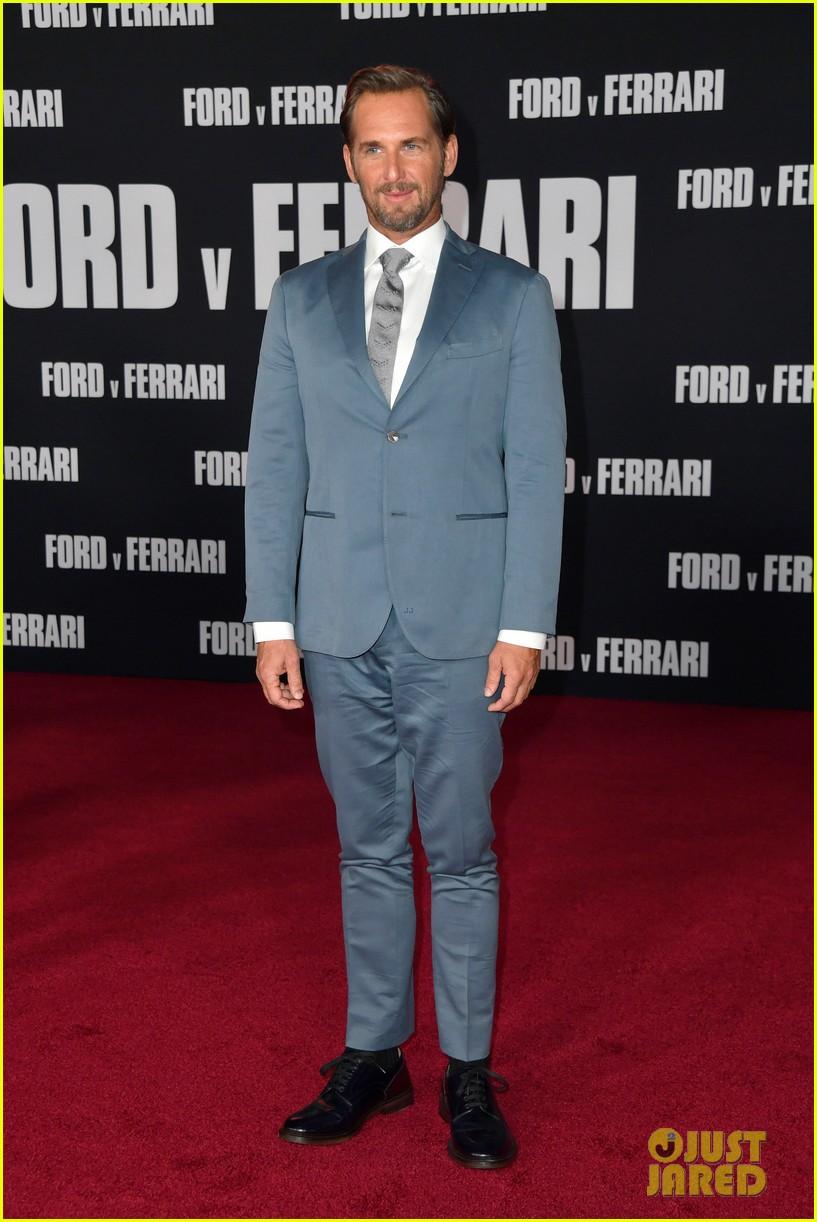 christian bale matt damon suit up ford v ferrari premiere 024382252
