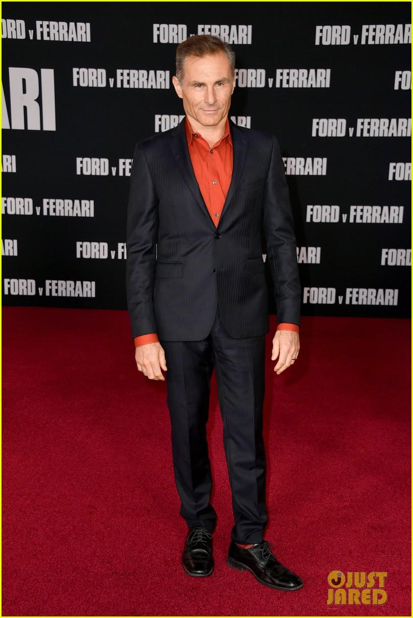 christian bale matt damon suit up ford v ferrari premiere 084382258
