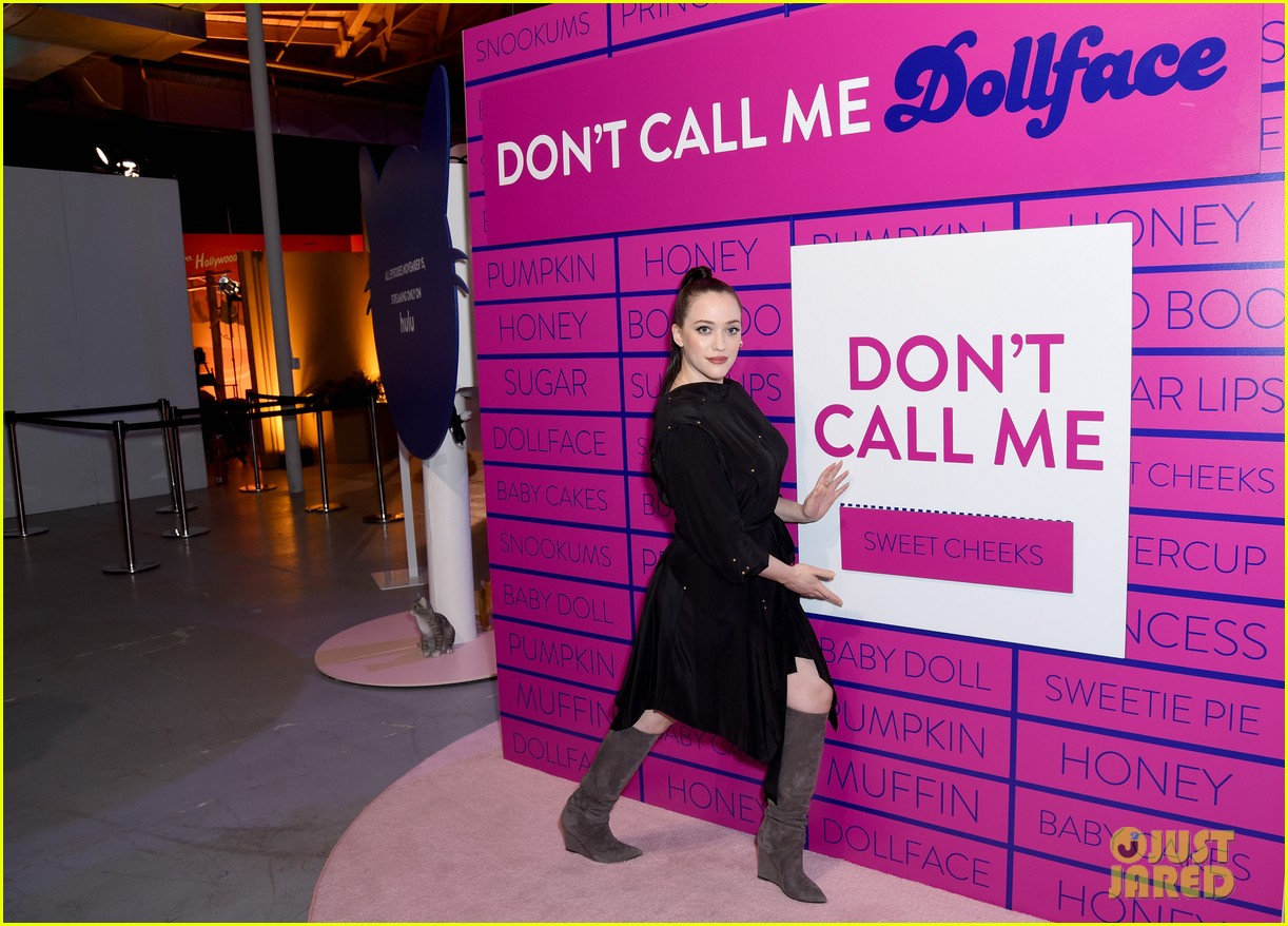 kat dennings brenda song ester povitsky bring dollface to 29rooms event 104385674