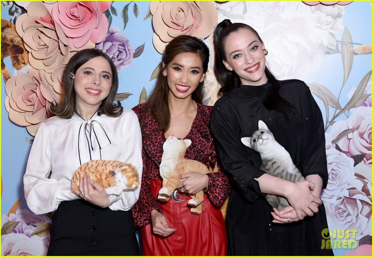 kat dennings brenda song ester povitsky bring dollface to 29rooms event 124385676