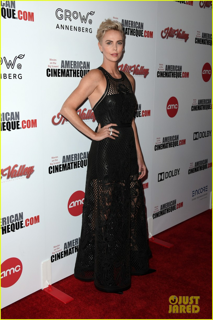 charlize theron honored with american cinematheque award 014385123