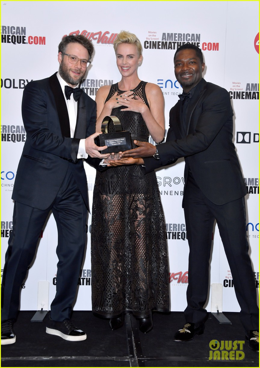 charlize theron honored with american cinematheque award 034385125