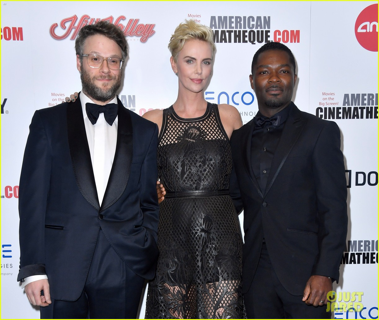 charlize theron honored with american cinematheque award 124385134