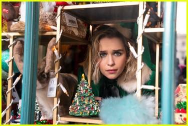 emilia clarke on last christmas spoilers 054385183