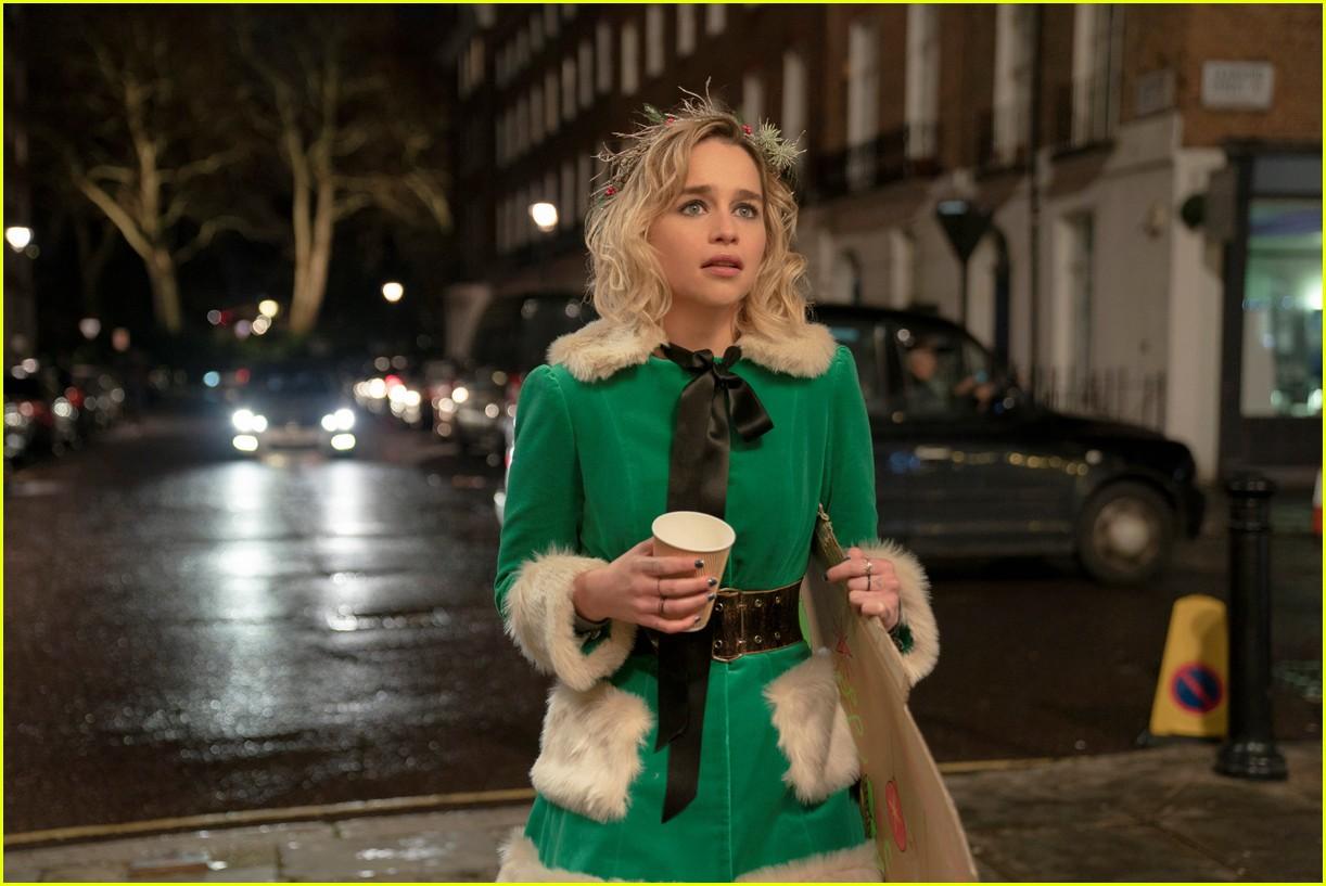 emilia clarke on last christmas spoilers 044384126