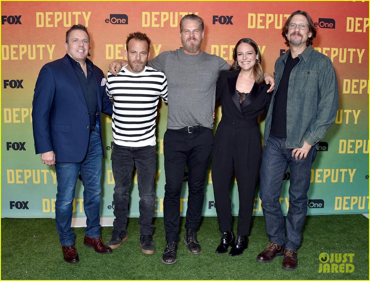 stephen dorff deputy cast celebrate advanced screening 044390409
