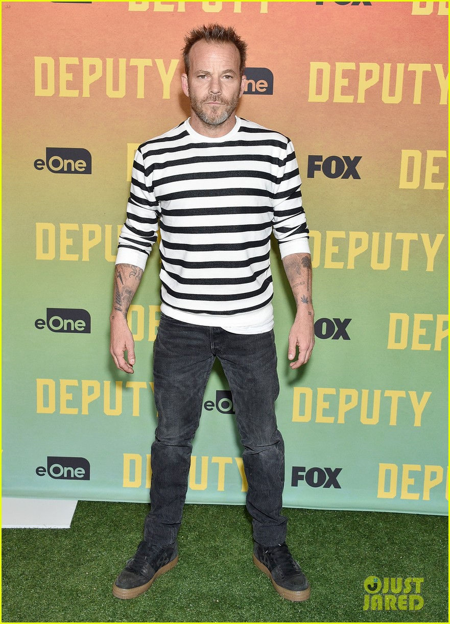 stephen dorff deputy cast celebrate advanced screening 104390415