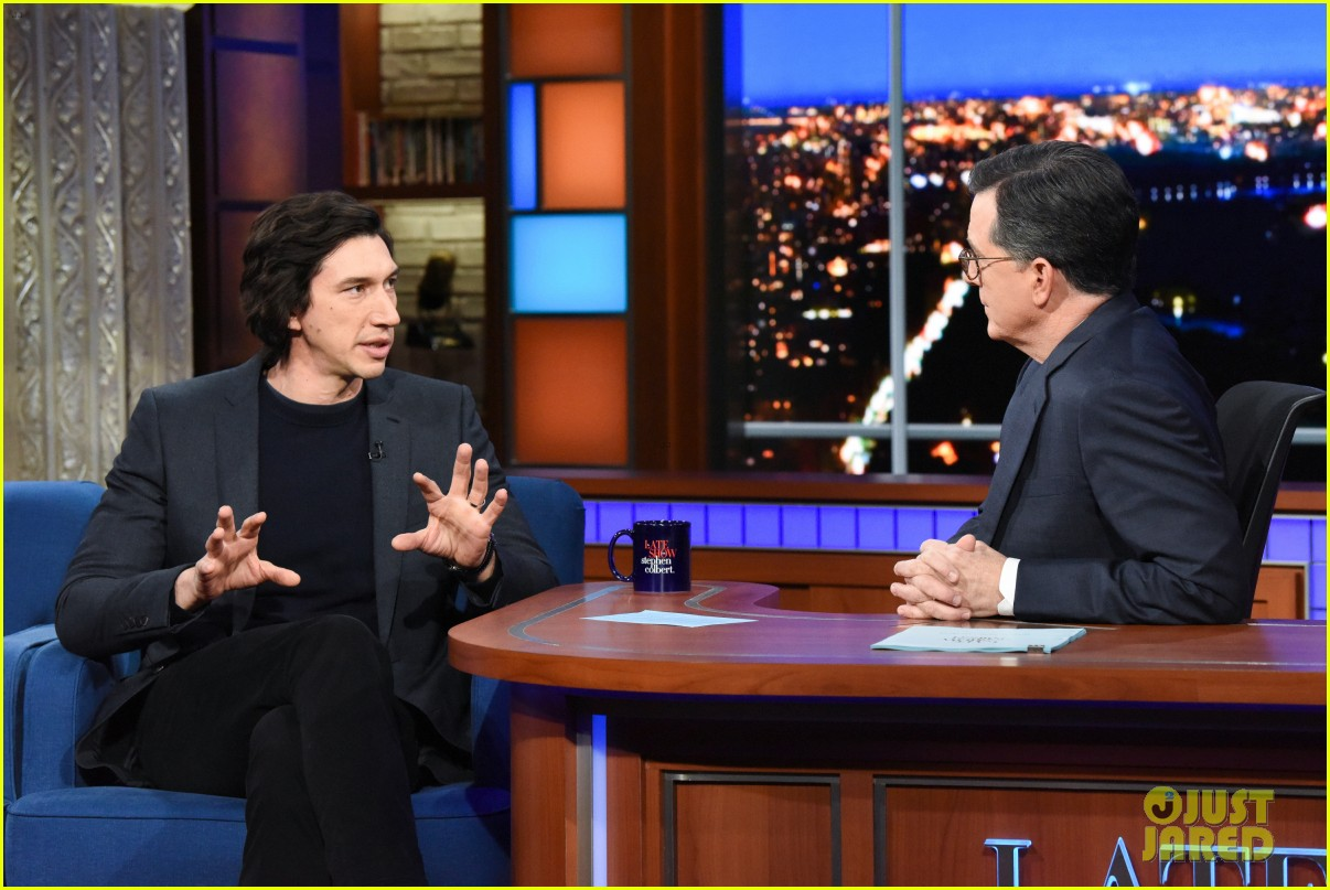 adam driver reveals the 2 souvenirs he took from star wars the rise of skywalker set 014390479