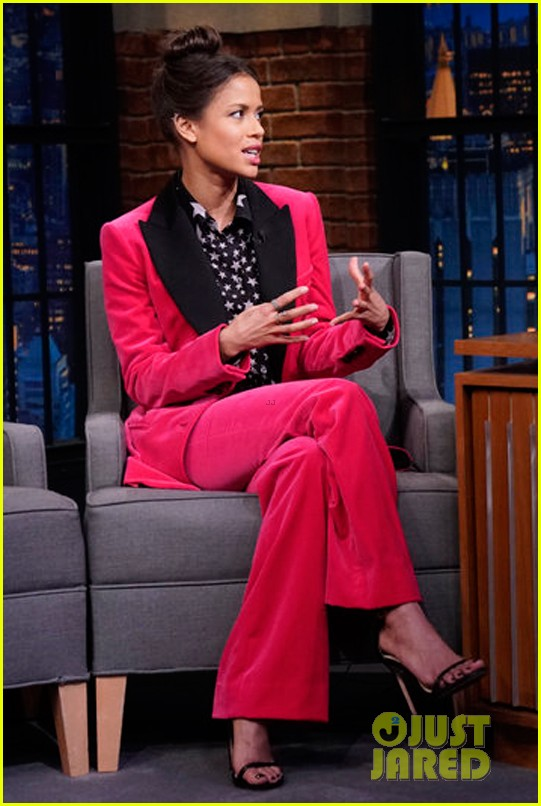 gugu mbatha raw reveals friends helped her learn american accent 014384862