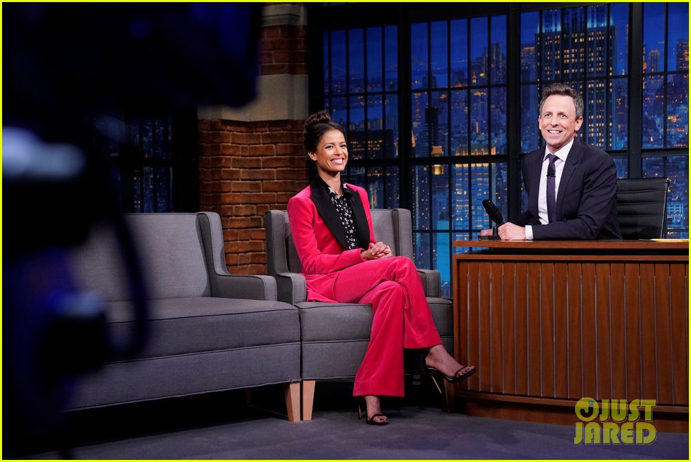 gugu mbatha raw reveals friends helped her learn american accent 024384863