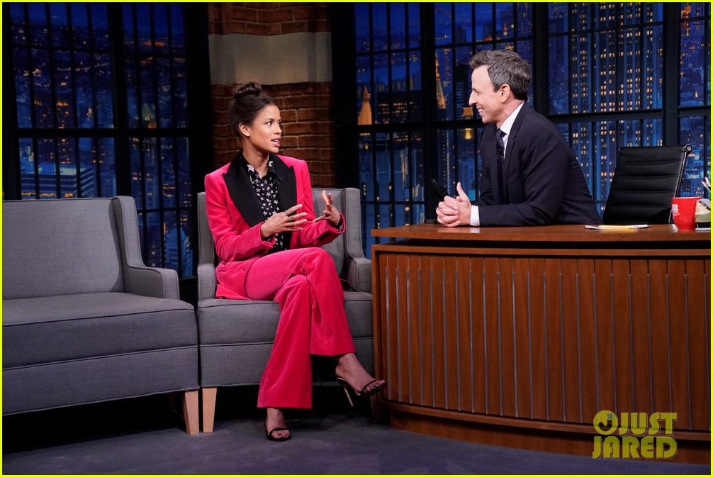 gugu mbatha raw reveals friends helped her learn american accent 044384865