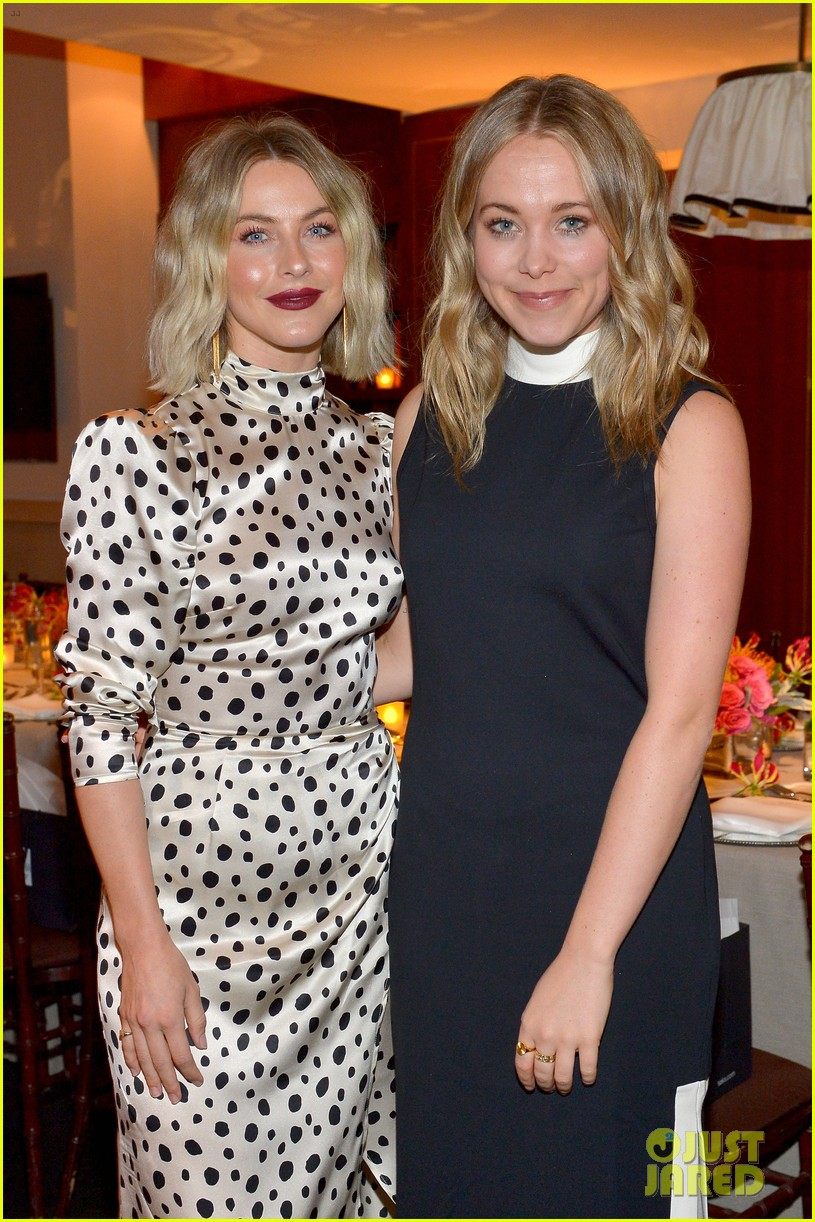 julianne hough sofia boutella happy not perfect dinner 024385024