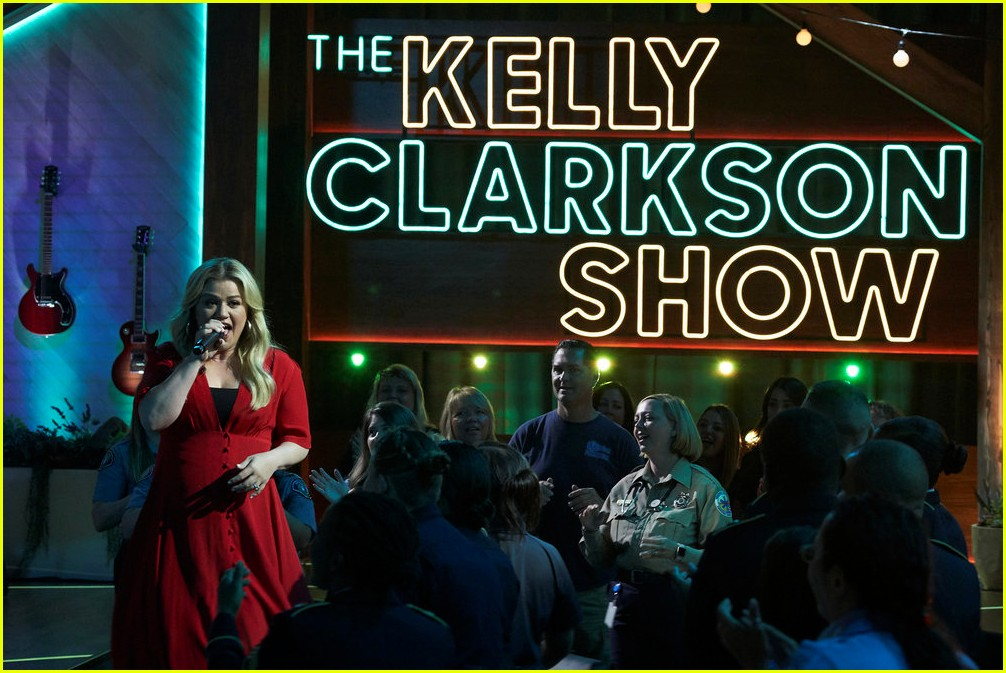 kelly clarkson show november 2019 014384739
