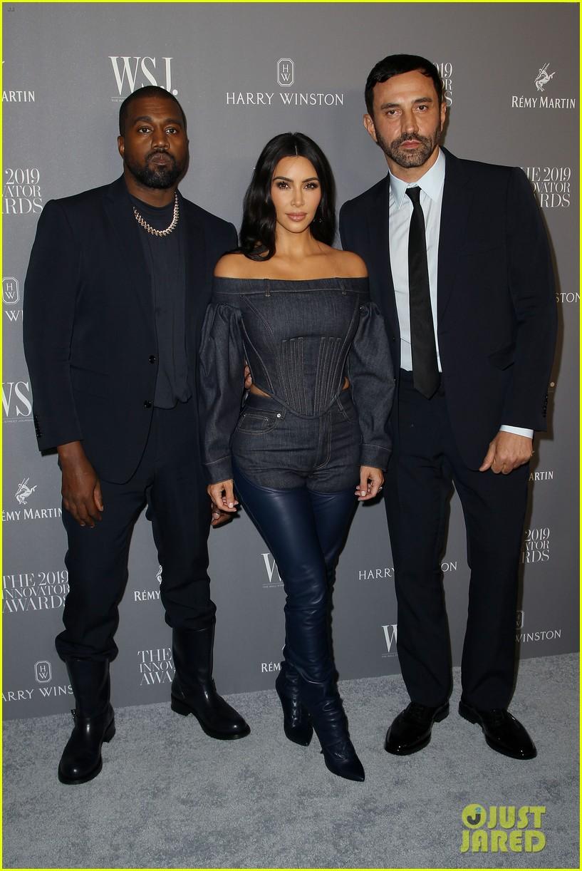 kim kardashian kanye west wsj innovator awards 034383489
