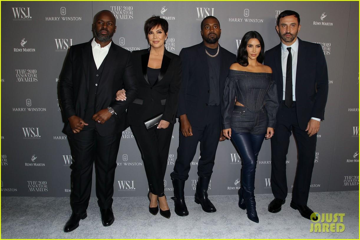 kim kardashian kanye west wsj innovator awards 044383490