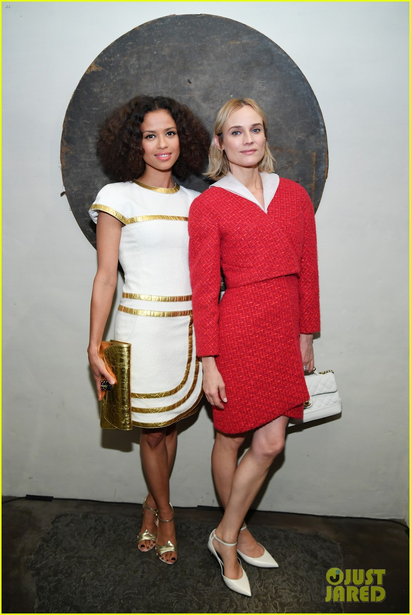 diane kruger gugu mbatha raw team up as jury at through her lens the tribeca 124383872