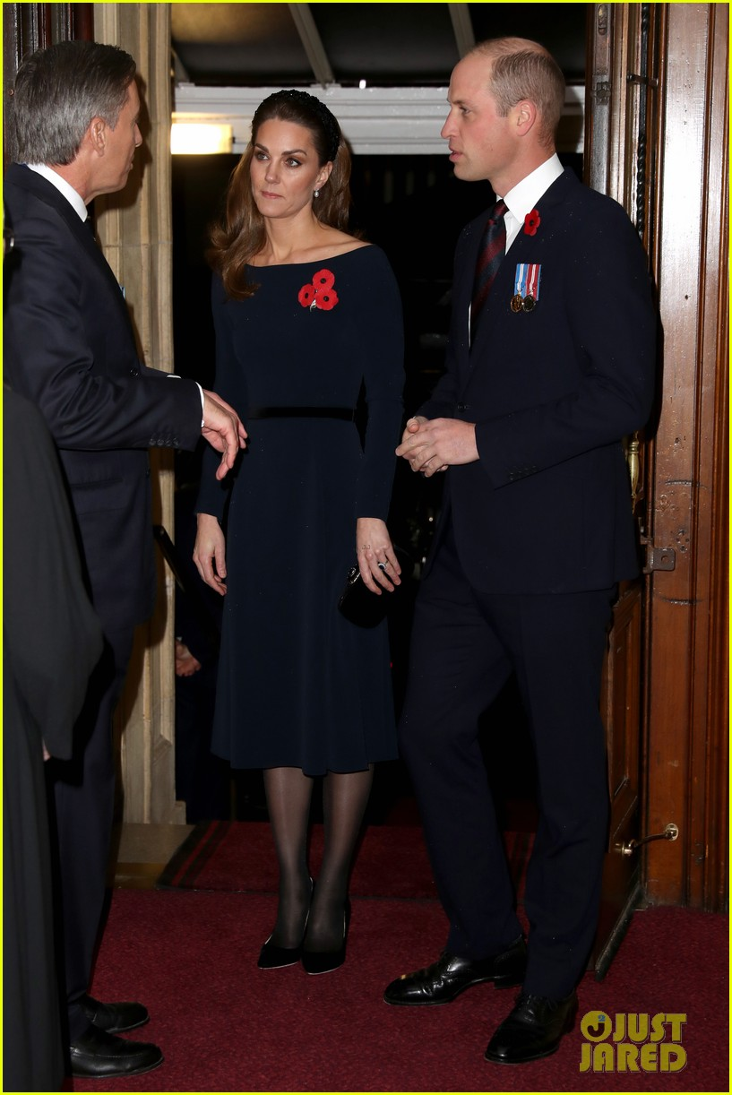 Image result for kate william and meghan and harry remembrance day