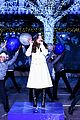idina menzel helps unveil saks fifth avenue frozen 2 window display 02