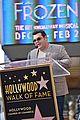 idina menzel kristen bell hollywood walk of fame 36