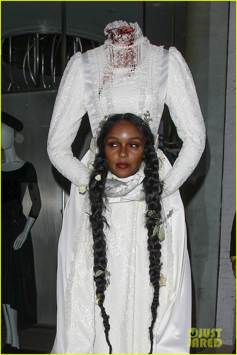 janelle monae lana del rey gabrielle union dress up for beyonce jay zs halloween party 054380368