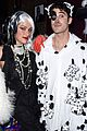 jc chasez lance bass have nsync reunion at halloween party 04