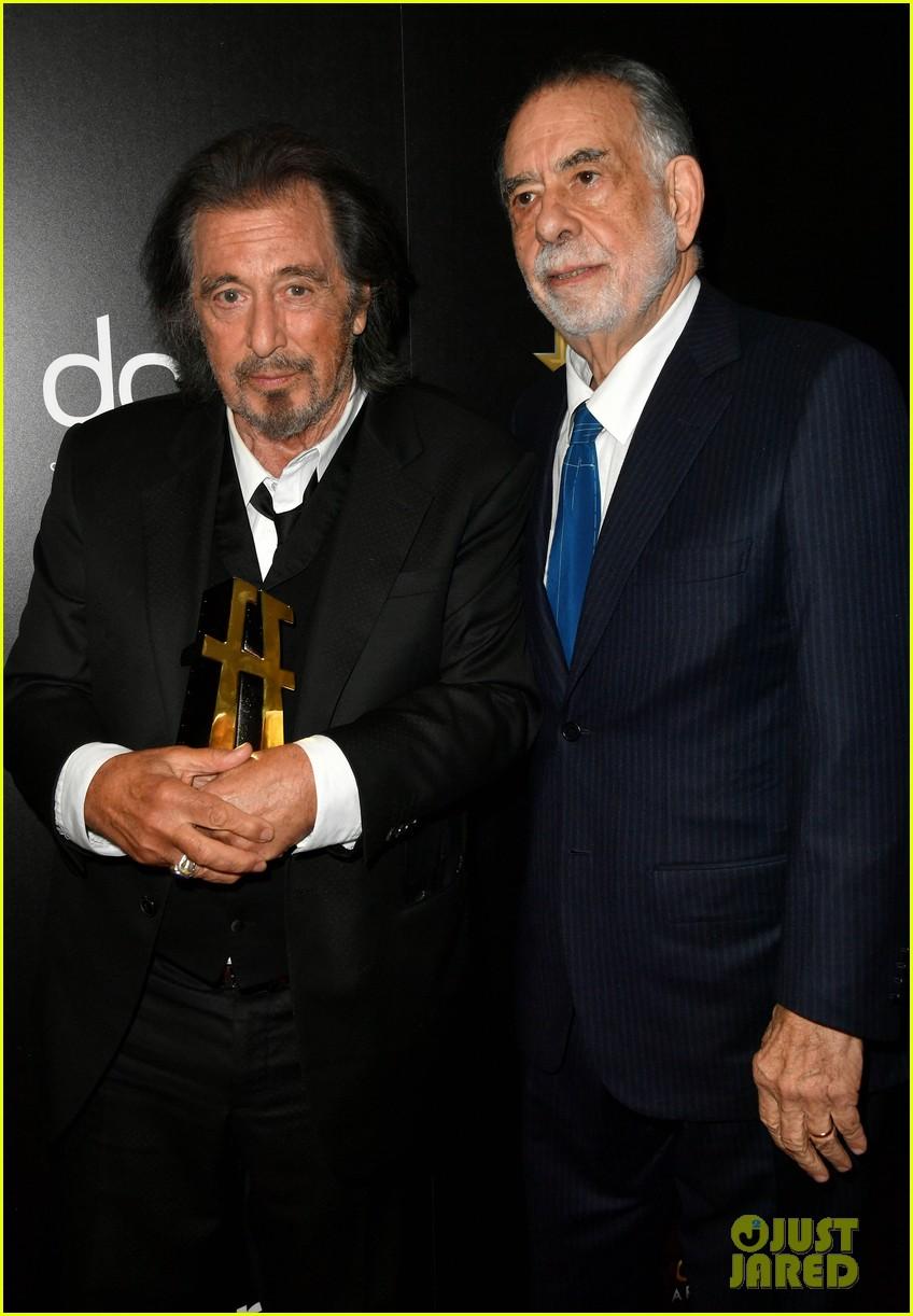 al pacino martin scorsese celebrate the irishman hollywood film awards 034381843