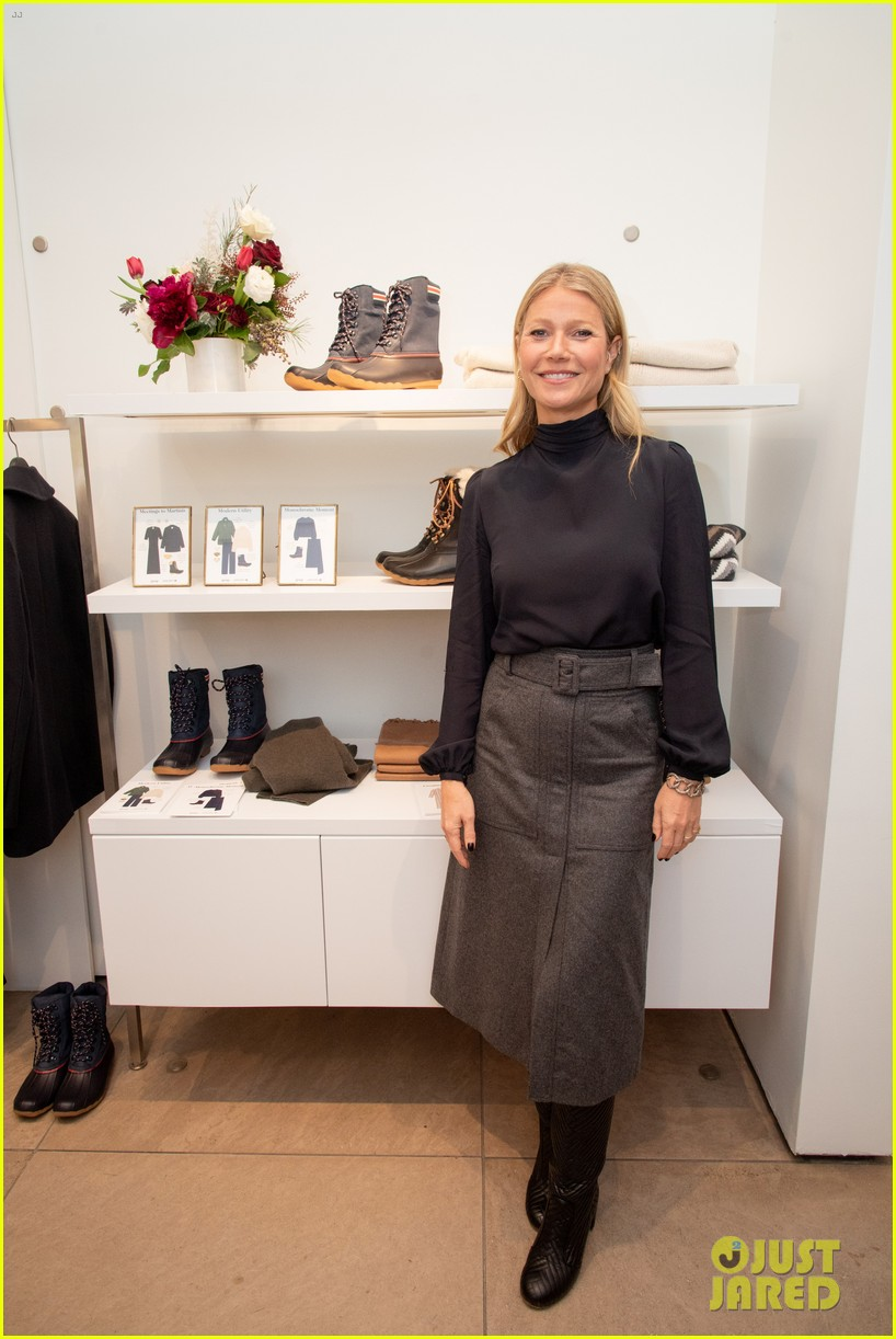 gwyneth paltrow hosts launch of goop market chicago 014384857